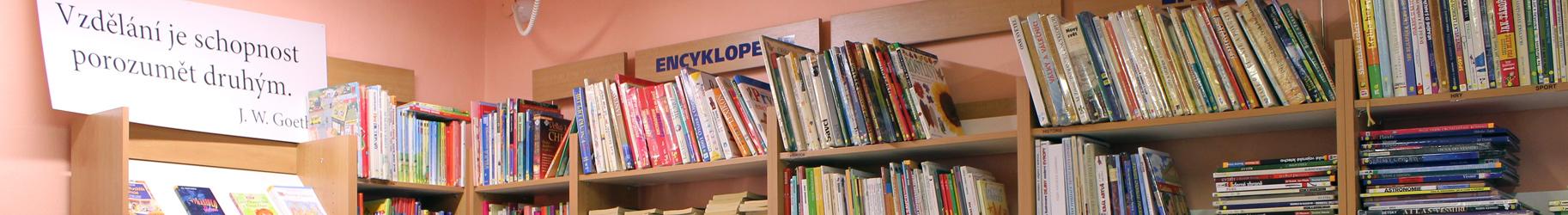 Místní veřejná knihovna Horní Počernice